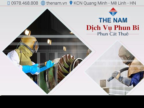 Bia 500x375 Cong Ty The Nam Chuyen San Xuat Phan Phoi Sua Chua May Phun Bi Phun Cat Hat Bi Thep Lam Sach Be Mat Kim Loai Dich Vu Phun Bi Phun Cat Thue 00